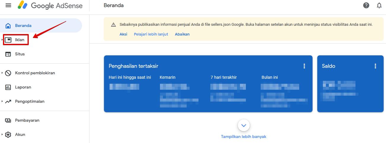 Lantas Apa Langkah Selanjutnya Ketika Sudah Di Terima Google Adsense ?