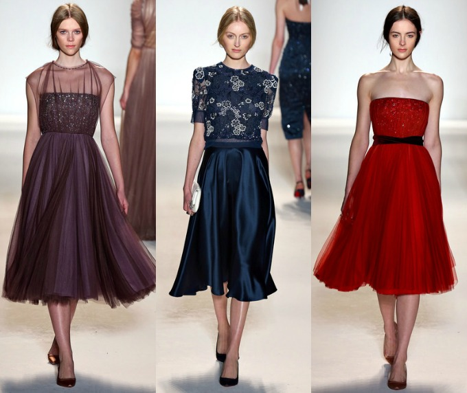 Jenny Packham Fall 2013 | Organized Mess