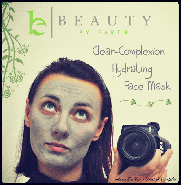Hydrating face mask beauty by earth