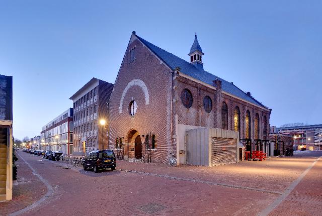 Como é a Jopenkerk no Haarlem