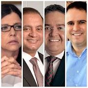 Econométrica: Roseana 24,6%, Weverton 19,9%, Edivaldo 10,8%; Lula tem 59,5% e Bolsonaro 23,4%