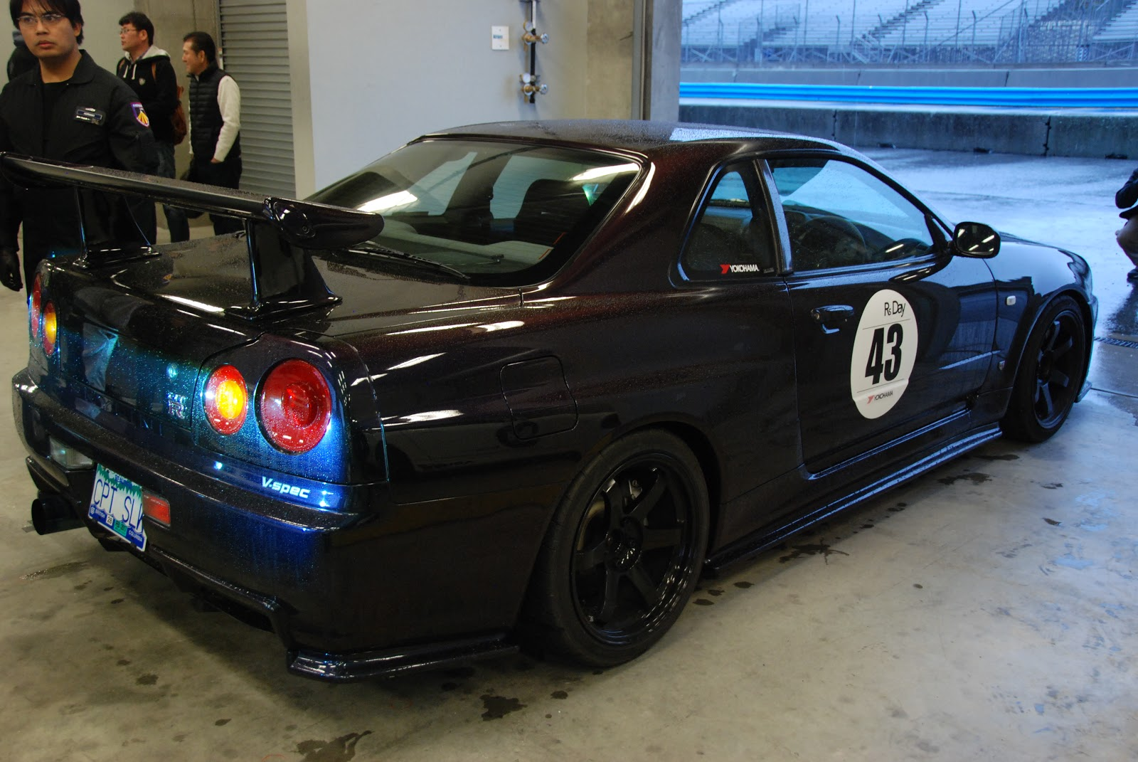 Nissan Skyline Gt R S In The Usa Blog R S Day Meeting At