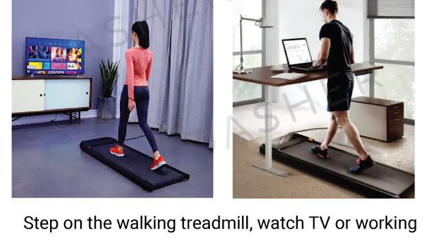 U'REVO Walking Treadmill U1