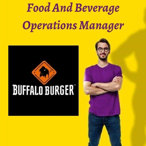 Food And Beverage Operations Manager