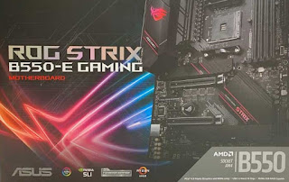 ASUS ROG STRIX B550-E Motherboard Review