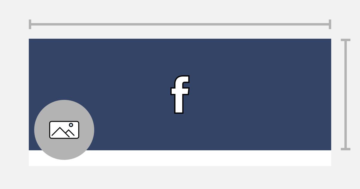 okładka w tle profilu facebook