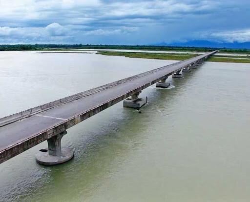 Dibang River Bridge