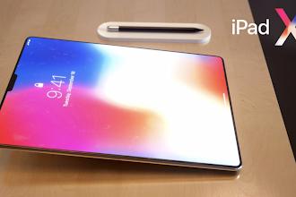 Nuovi iPad Pro in arrivo... E no, non hanno più tasto home 😱