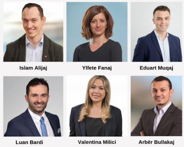Parliamentary elections in Switzerland, here are 6 Albanians in the race for the next 4 years