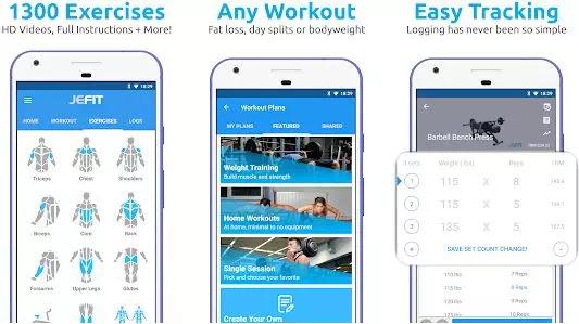 Aplikasi Fintess Gratis Terbaik Android-7