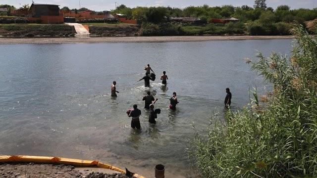 Migrante venezolana murió al intentar cruzar frontera desde México