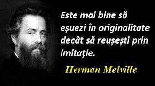 Maxima zilei: 1 august - Herman Melville