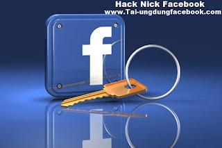 cach hack nick facebook, hack pass nick facebook