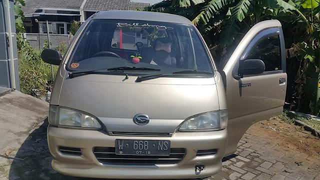 harga bekas Daihatsu Espass tahun 2004