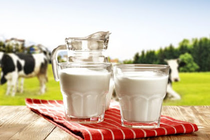 Here are 6 Nutrient Content in Organic Milk