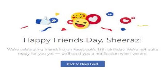 Facebook cumple 13 años