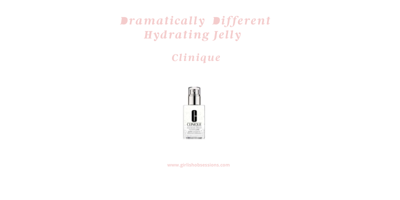 Clinique Dramatically Different gel idratante