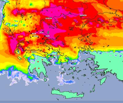 1 - Καιρός 4-6/12/19: Τοπικές βροχές και χιόνια στα ορεινά (+XAΡΤΕΣ ΥΕΤΟΥ)