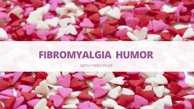 Fibromyalgia humor shared on twitter at Funny Fibro