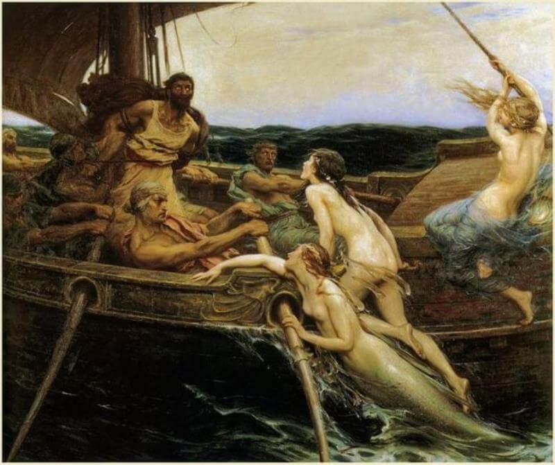 Columbus And Carribean Mermaids