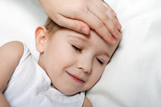 cara menurunkan demam pada anak