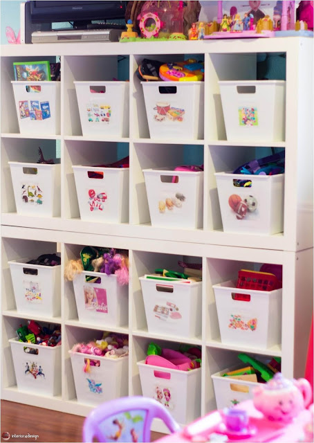 Organizing ideas for children's rooms 5