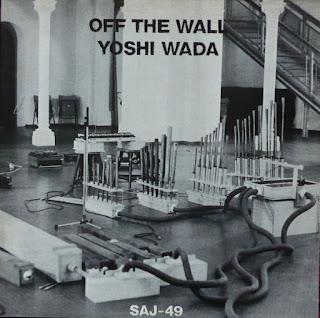 Yoshi Wada, Off the Wall