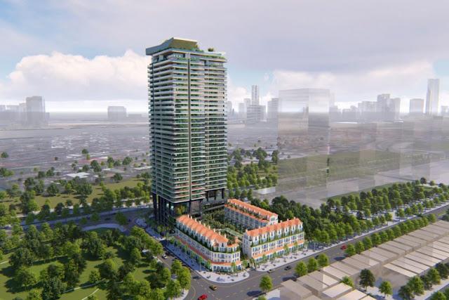 Sunshine Golden River dự án chung cư Ciputra Phú Thượng Tây Hồ