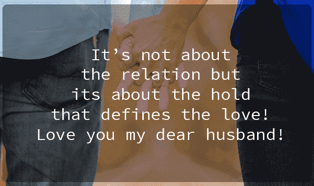 messages for hubby
