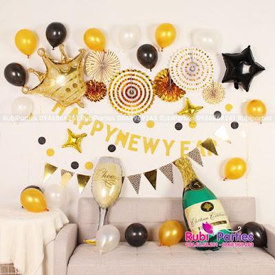Bong Happy New Year HPNY55