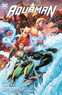 Ive Been Hearing How Good Dan Abnetts Rebirth Aquaman Is But I Admit To Some Skepticism Mainly Because Havent Taken With The Art Seen On