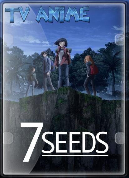 7Seeds (Temporada 1) HD 1080P LATINO/JAPONES/ESPAÑOL/INGLES