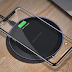 Esvcne 5w qi wireless charger for iPhone x xs max xr 8plus