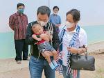 Masih Ingat Anak Yang Lahir Di Mobil dr Zadrak, Kini Berumur 1 Tahun