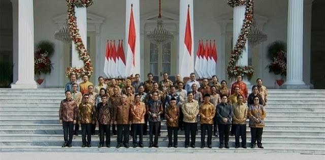 Fitch Prediksi Kabinet Baru Jokowi Kesulitan Genjot Ekonomi Indonesia