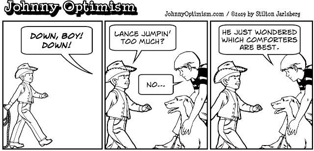 johnny optimism, medical, humor, sick, jokes, boy, wheelchair, doctors, hospital, stilton jarlsberg,  lance, epilepsy boy, down, comforters
