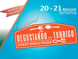 Degustando in Turbigo 20-21 maggio Turbigo (MI)