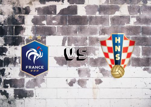 Francia vs Croacia  Resumen y Partido Completo