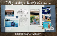Blog With Friends, a multi-blogger project based post incorporating a theme, Tell Your Story. | Tell Your Story! Nobody Else Can . . . by Melissa of My Heartfelt Sentiments | Featured on www.BakingInATornado.com