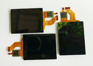 Jual LCD GoPro Hero 4
