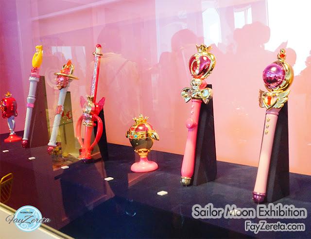 sailor moon exhibition-27