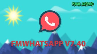 FMWhatsApp v7.40 - Atualizado 2018 (Nova Versão)