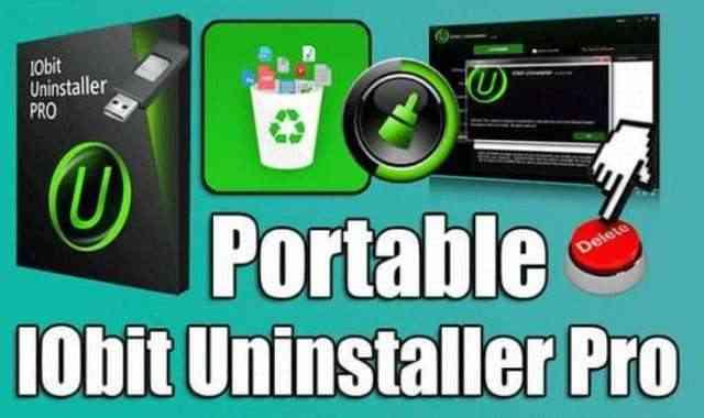 تحميل برنامج IObit Uninstaller Pro Portable عملاق حذف البرامج من جذورها نسخة محمولة مفعلة