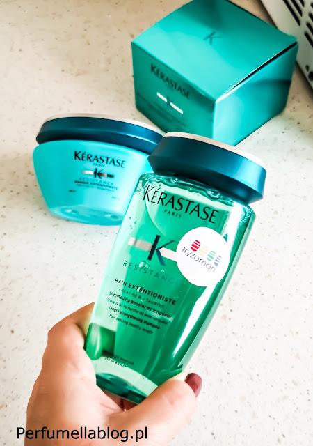 fryzomania.pl najlepsze szampony do włosów kerastase