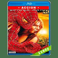 El hombre araña 2 (2004) Utra HD BDREMUX 2160p Latino