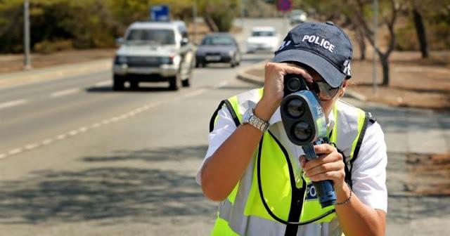 Θεσπρωτία: Πολλές οι παραβάσεις στη Θεσπρωτία για υπερβολική ταχύτητα και μη χρήση κράνους