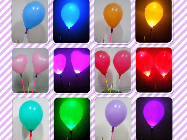 Electric Balloons