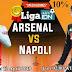 Prediksi Pertandingan Arsenal VS Napoli Liga Champion Eropa