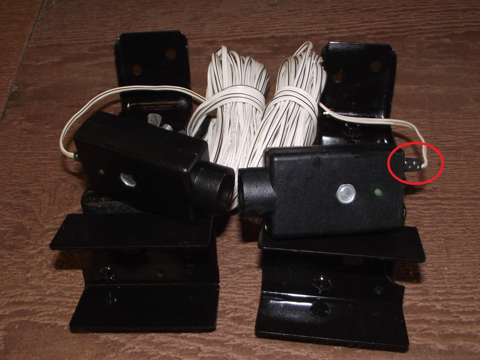 photocell all of the above craftsman garage door photo eye cell sensor problems craftsman garage door [ 1600 x 1200 Pixel ]