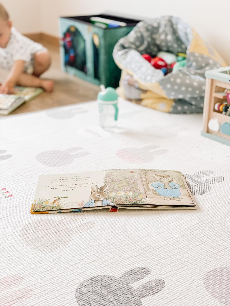 съхранение на детски книги
